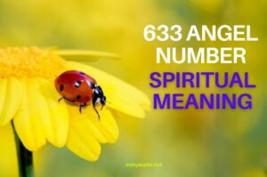 633 angel number spiritual meaning