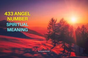 433 angel number spiritual meaning