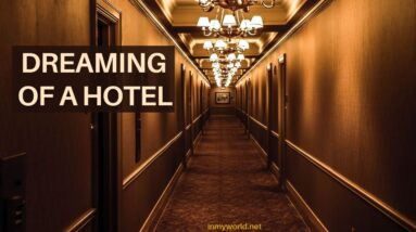 Dreaming of a hotel