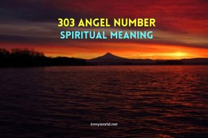 303 angel number spiritual meaning
